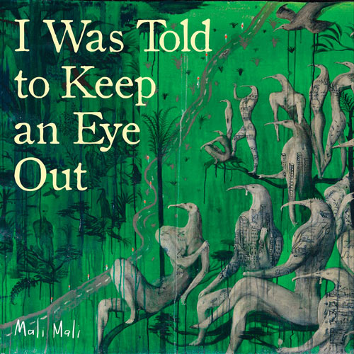 I was told to keep an eye out - Mali Mali